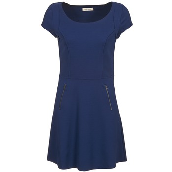 Clothing Women Short Dresses Naf Naf KANT Marine