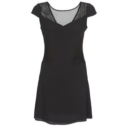 Clothing Women Short Dresses Naf Naf KLAK Black