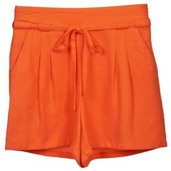 Clothing Women Shorts / Bermudas Naf Naf KUIPI Orange