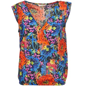 Clothing Women Tops / Blouses Naf Naf LAFOLI Multicoloured