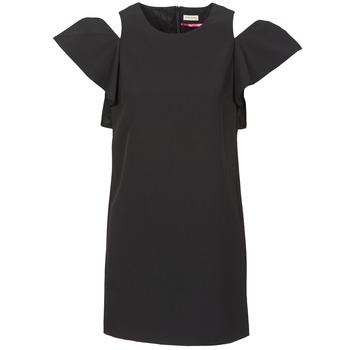 Clothing Women Short Dresses Naf Naf X-KARLI Black
