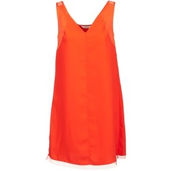Clothing Women Short Dresses Naf Naf X-KOLA Coral
