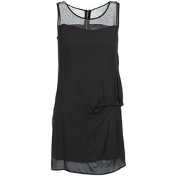 Clothing Women Short Dresses Naf Naf X-LAMO Black