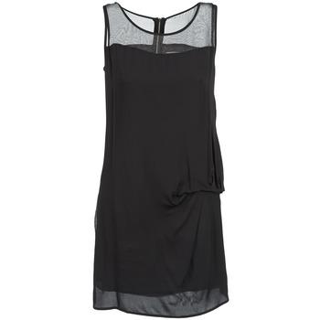 Clothing Women Short Dresses Naf Naf X-LAMO Black