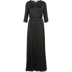 Clothing Women Long Dresses Naf Naf X-MAYOU Black
