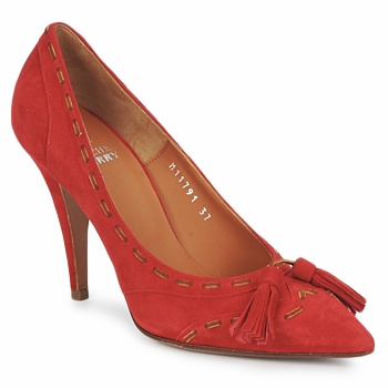 Shoes Women Heels Michel Perry CAMOSCIO RUBY