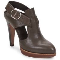 Shoes Women Heels Michel Perry MADRAS LEATHER