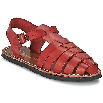 Shoes Women Sandals Betty London EKINO Red