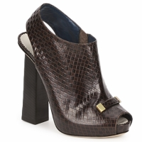 Shoes Women Shoe boots Pollini PA1617 Testa-di-moro