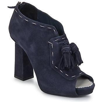 Shoes Women Shoe boots Pollini PA1620 Navy