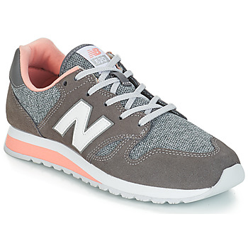 Shoes Women Low top trainers New Balance WL520 Grey
