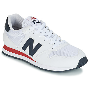 Shoes Low top trainers New Balance GM500 White