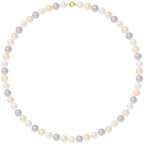 Watches & Jewellery  Women Necklaces Blue Pearls BPS K028 W Multicolored