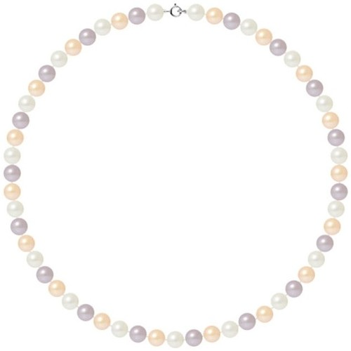Watches & Jewellery  Women Necklaces Blue Pearls BPS K028 W - OB Multicolored