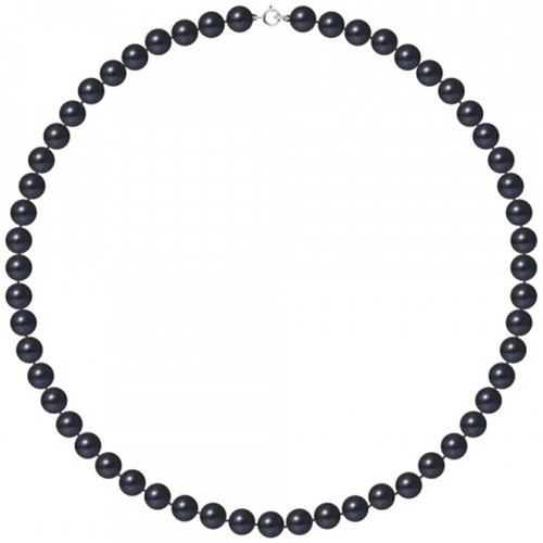 Watches & Jewellery  Women Necklaces Blue Pearls BPS K029 W - OB Multicolored