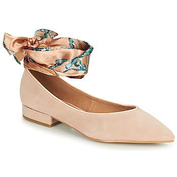 Shoes Women Flat shoes Karston KEBEC Pink