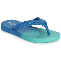 Shoes Children Flip flops Rider JAM FLOW THONG KIDS Blue