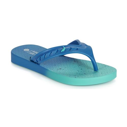 Shoes Children Flip flops Rider JAM FLOW THONG KIDS Blue