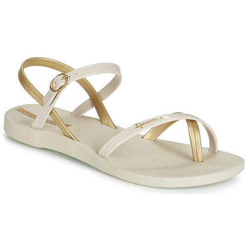 Shoes Women Sandals Ipanema FASHION SANDAL VII Beige / Gold