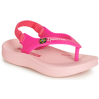 Shoes Girl Sandals Ipanema ANATOMIC SOFT BABY Pink