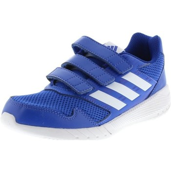 Shoes Children Low top trainers adidas Originals Altarun CF Blue