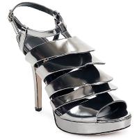 Shoes Women Sandals Jerome C. Rousseau QUORRA Pewter