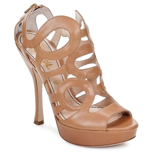 Shoes Women Sandals Jerome C. Rousseau ISY Camel