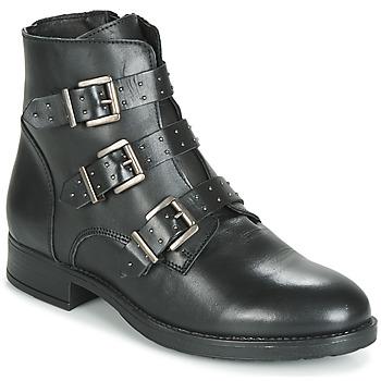 Shoes Women Mid boots André MATTHEW Black