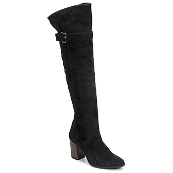 Shoes Women High boots André CAMERON Black