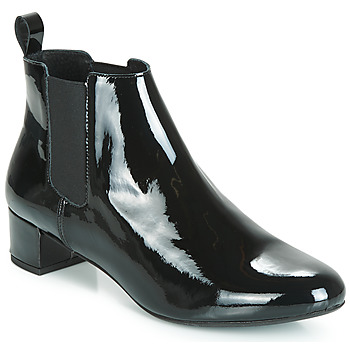 Shoes Women Mid boots André PAOLA Black