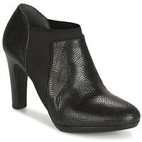 Shoes Women Mid boots André PETUNIA Black