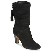 Shoes Women High boots André POPPY Black
