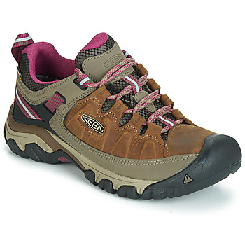Shoes Women Walking shoes Keen TARGHEE III WP Brown / Pink