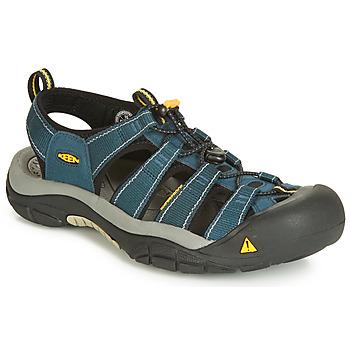 Shoes Men Outdoor sandals Keen NEWPORT H3 Marine