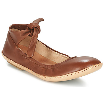 Shoes Women Flat shoes Neosens DOZAL Brown