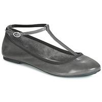 Shoes Women Flat shoes André LILAS Grey