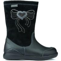 Shoes Children High boots Garvalin Noa Biomecanics Boots BLACK