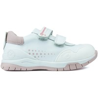 Shoes Children Low top trainers Garvalin BIOMECANICS ANDY shoes WHITE_PINK