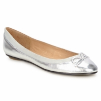 Shoes Women Flat shoes Buffalo BABY BILL Silver