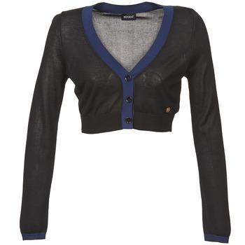 Clothing Women Jackets / Cardigans Kookaï BALOUE Black