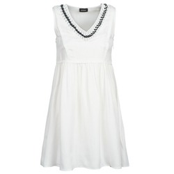 Clothing Women Short Dresses Kookaï BATUILLE White