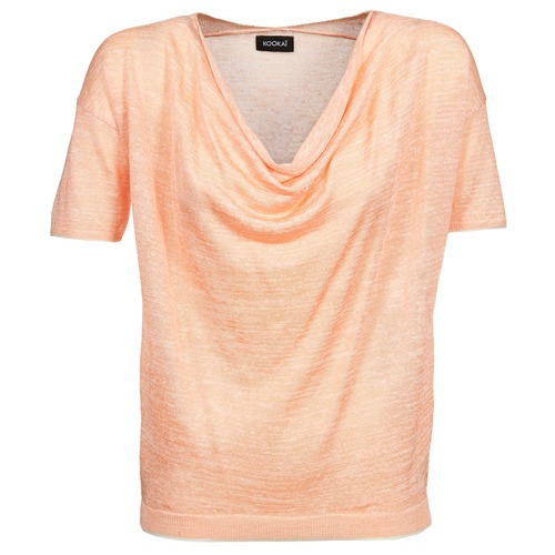 Clothing Women jumpers Kookaï CHIREME Pink