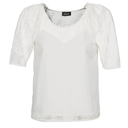 Clothing Women Tops / Blouses Kookaï BASALOUI White
