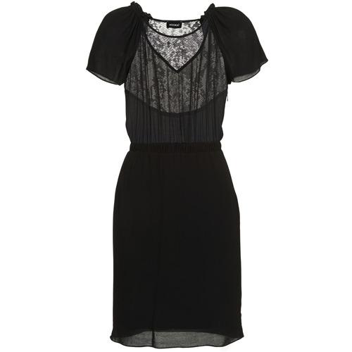 Clothing Women Short Dresses Kookaï FERMILLE Black