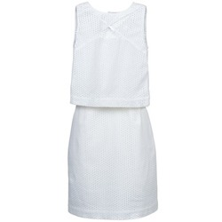 Clothing Women Short Dresses Kookaï BOUJETTE White