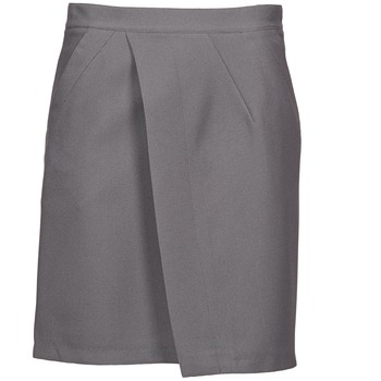 Clothing Women Skirts Kookaï COUCHIBA Grey
