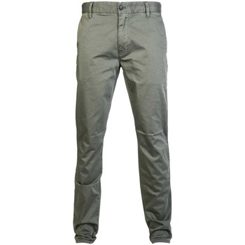Clothing Men Chinos Armani 3Z1P151NEDZ_0544khaki green