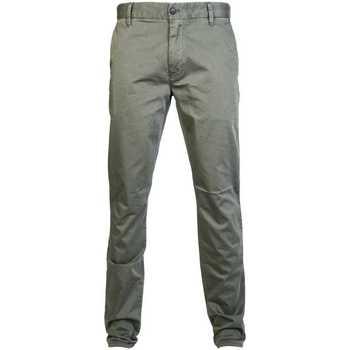 Clothing Men chinos Armani Chinos Trousers 3Z1P15 1NEDZ green