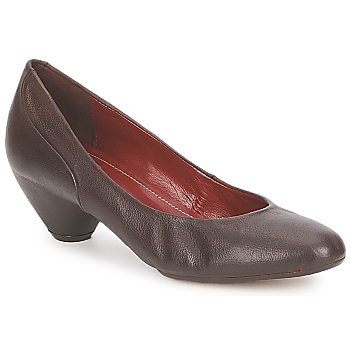 Shoes Women Heels Vialis MALOUI Brown