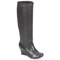 Shoes Women High boots Vialis GRAVAT Black